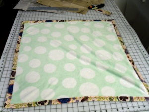 buttery soft fleece blanket