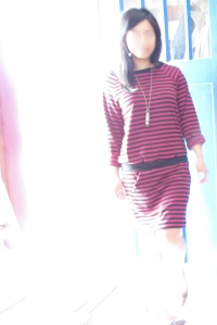 striped tshirt dress spring 2013