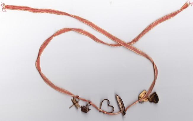 French General charm bracelet
