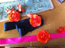 Napkin ring tutorial how to
