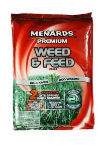 Menard's Weed & Feed