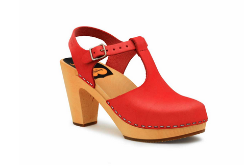 swedish_hasbenns_clogs_red